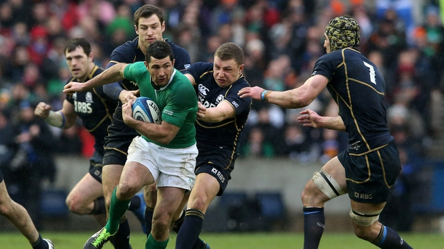 "Rob Kearney: ""Players must take responsibility and must bear the brunt"" of the defeat"