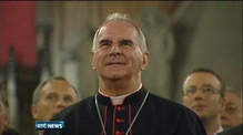 Britain's Cardinal Keith O'Brien resigns