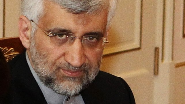Iran's top nuclear negotiator, Saeed Jalili, is attending the talks