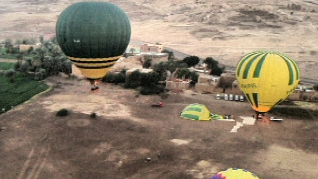 Hot air balloon flights in Egypt underwent a major safety overhaul nearly four years (Pic: Christopher Michel)