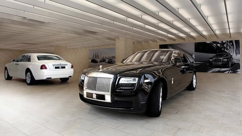 Rolls-Royce Motor Cars' presence in India continues to grow