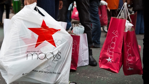 Macy's fourth quarter profits beat expectations