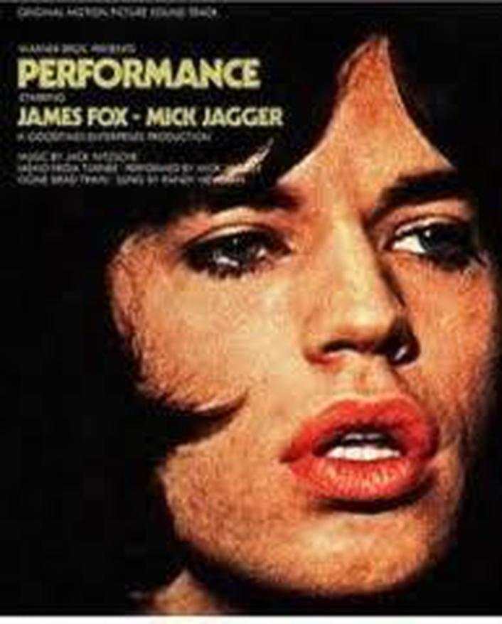 Classic Movie - 'Performance'