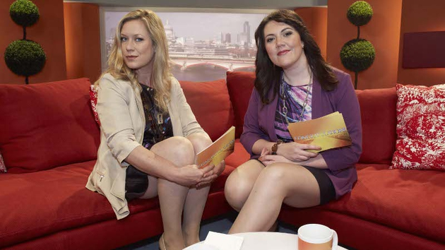 Anna Crilly and Katy Wix star in new Channel 4 sketch show Anna & Katy