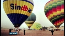 19 tourists killed in hot-air balloon crash in Egypt