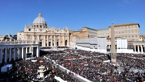 Intercepted phones calls suggest the Vatican may have been a possible target