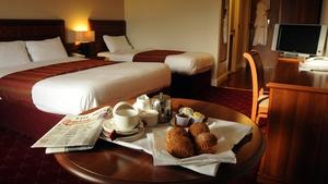 Win a Luxury Break in the 4* McWilliam Park Hotel