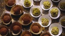 Dark Chocolate Truffles