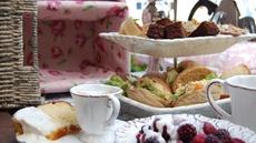 Afternoon Tea/Garden Party Week