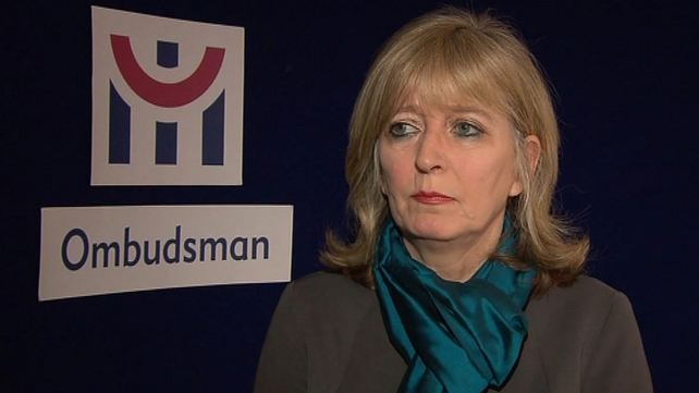 Emily O'Reilly will take up the position of European Ombudsman next week