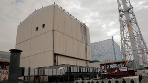 The nuclear plant was damaged in the March 2011 earthquake and tsunami