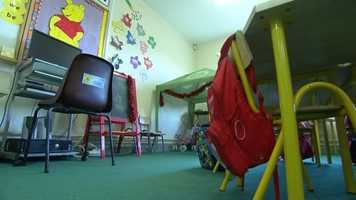 Ruairi Quinn says a second year of pre-school education would have a 'dramatic effect'