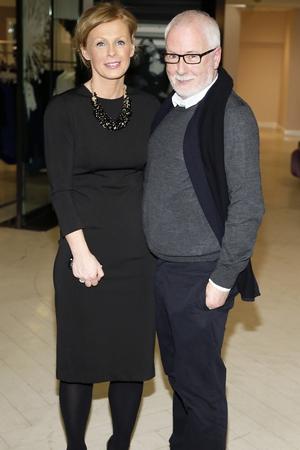 Helen Sweeney and Peter O'Brien