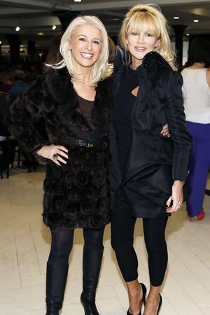 Sharon Bannerton and Margaret Nelson