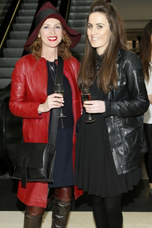 Sonia Reynolds and Laura Keane