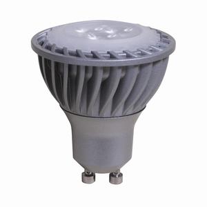 The GE 6 Watt GU10 LED spotlights give the same light output as a standard 50 Watt halogen version while giving an 88% energy saving.