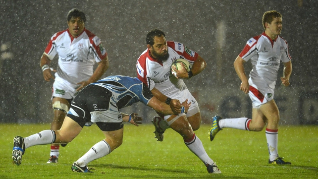 John Afoa switches to loose-head