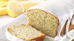 Gluten Free Lemon and Poppyseed Loaf