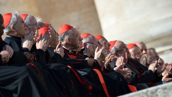 The new pope will be chosen by 115 cardinals at the conclave later this month