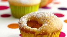 Siúcra's apricot muffins