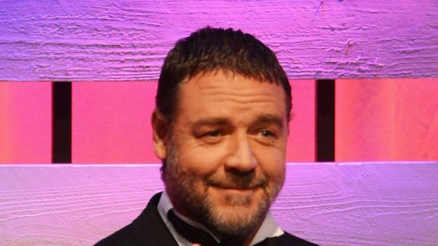 Russell Crowe said that spanx