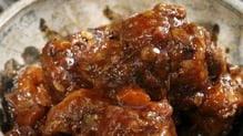 Slow Cooked Oxtail