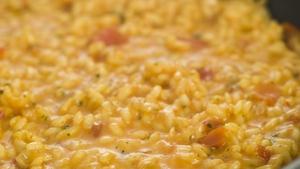 Creamy Smoked Haddock and Chive Risotto: Anita Thoma