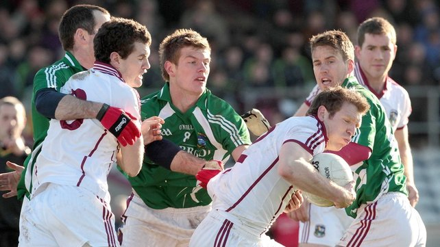 Galway entertain Westmeath on Sunday in Salthill