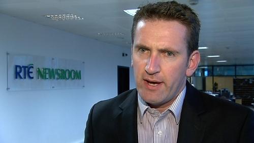 Aodhán Ó Ríordáin said his views and those of the Labour Party on the X Case legislation are well known