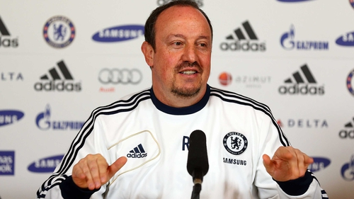 Rafael Benitez backtracked somewhat on his comments earlier in the week