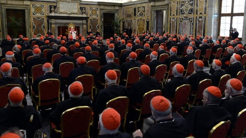 Most of the 117 Cardinals who are eligible to vote for a new pope are not on Twitter