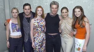Buffy and the gang