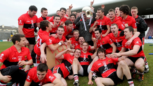 UCC are the Fitzgibbon Cup champions