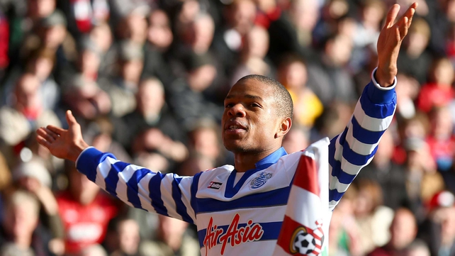 QPR opened the scoring after just 14 minutes through Loic Remy