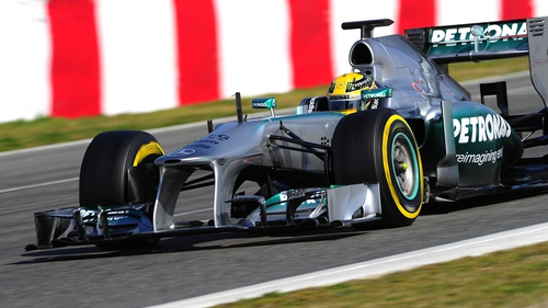 Mercedes have been sanctioned by the FIA over their involvement in a tyre test with Pirelli last month