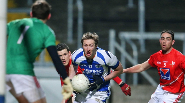 Laois and Louth shared the points at O'Moore Park