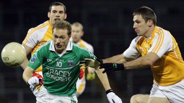 Antrim and Fermanagh couldn't be separated after a thrilling 2-09 to 1-12 draw