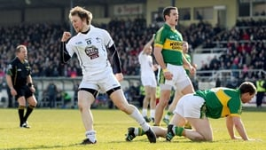 Seanie Johnston looks to have played his last game for Kildare