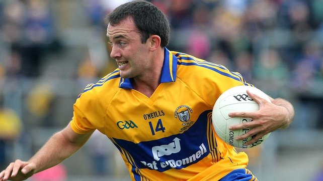 David Tubridy helped Clare to an away win over Offaly