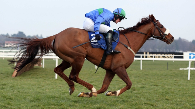 He'llberemembered could run in the Irish Grand National after his success at Leopardstown