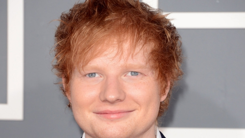 Ed Sheeran: 'One Direction have finished work on their album'