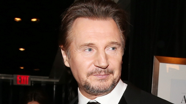 Liam Neeson is set to voice The Nut Job