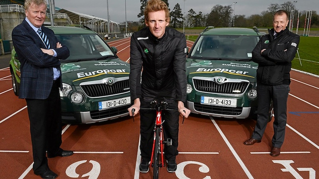 Europcar supporting sport