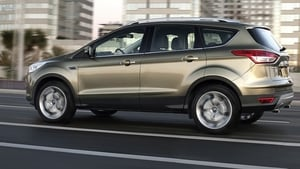 SIMI figures show that the Ford Kuga was the biggest selling car last month