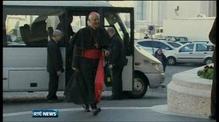 Informal talks begin for conclave in Rome