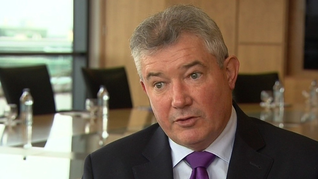 Bank of Ireland CEO Richie Boucher received €843,000 last year