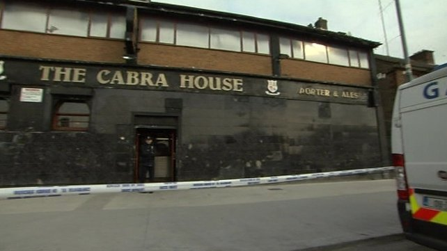Paul Cullen was shot dead in Cabra