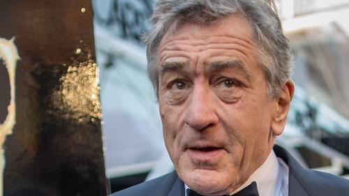 DeNiro to direct A Bronx Tale on Broadway