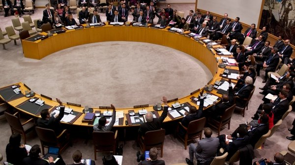 The deal breaks a two-and-a-half year deadlock in the UN over Syria