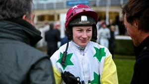 Nina Carberry will return to the saddle on Thursday